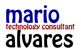 Mario Alvares - technology consultant